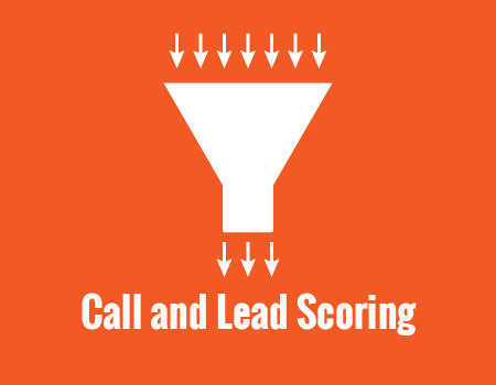 Call and Lead Scoring Data Sheet
