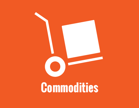 Service Commodities Data Sheet