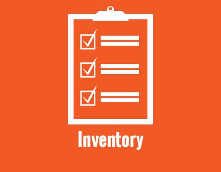Inventory Data Sheet