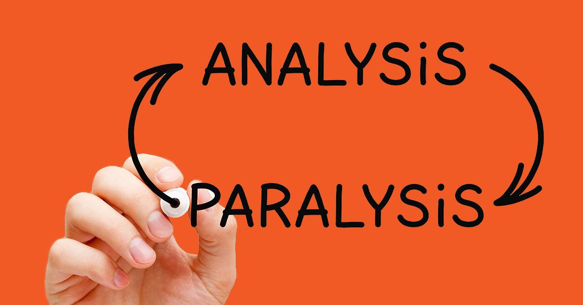 Analysis Paralysis - Service